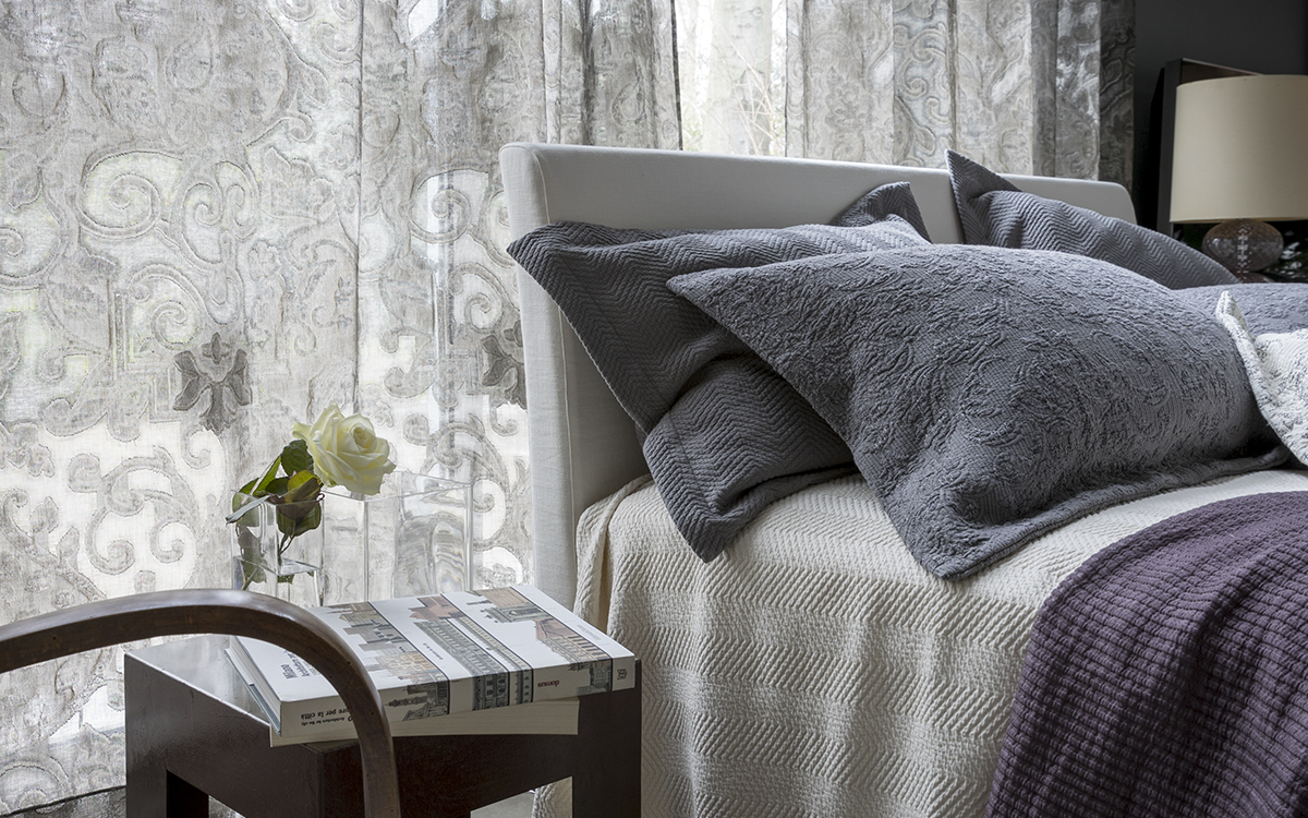Furnishing textiles and bed linen collections | Mastro Raphaël