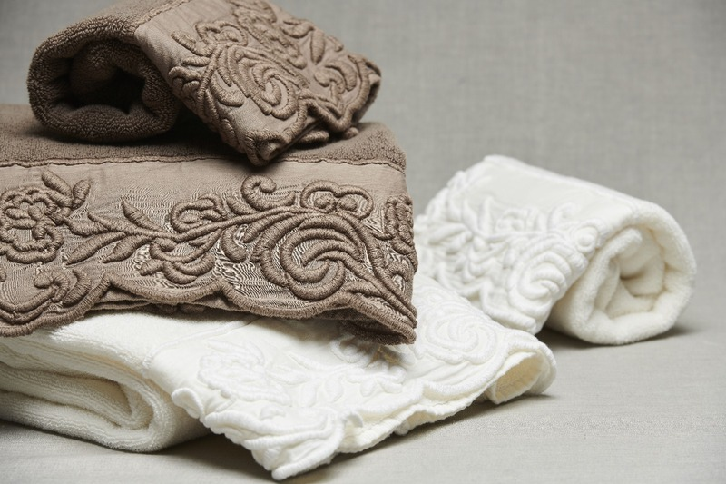 <p>Towel set 2 pieces Dune Merveille</p>