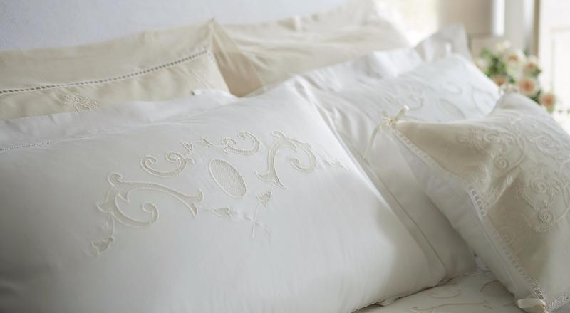 <p>Sheet set arabesque Montresor</p>