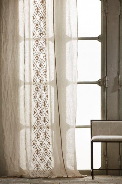 Curtain Roseberry Losanghe